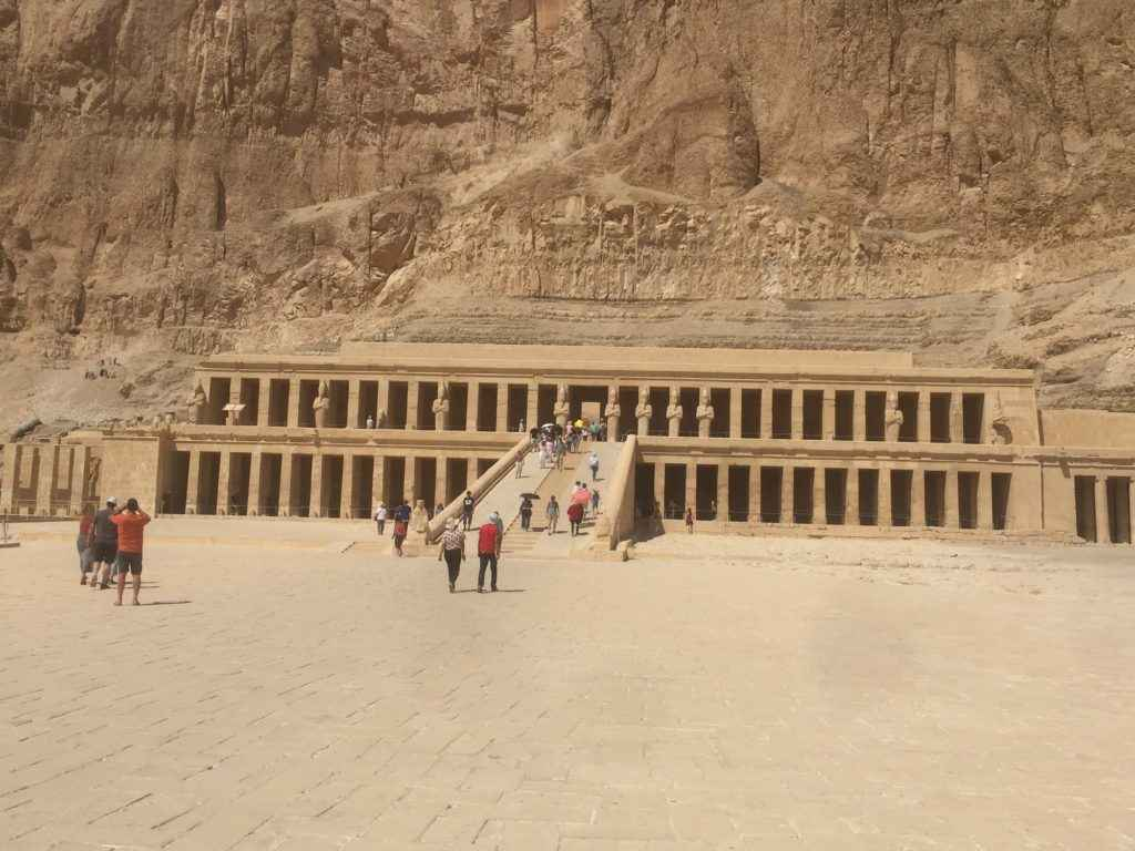 Day 07: Luxor West Bank tour