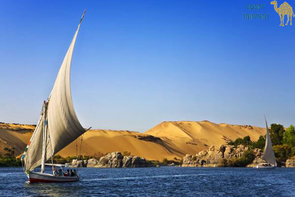 A Felucca Ride on River Nile