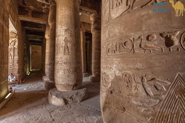 The Temple of Seti I