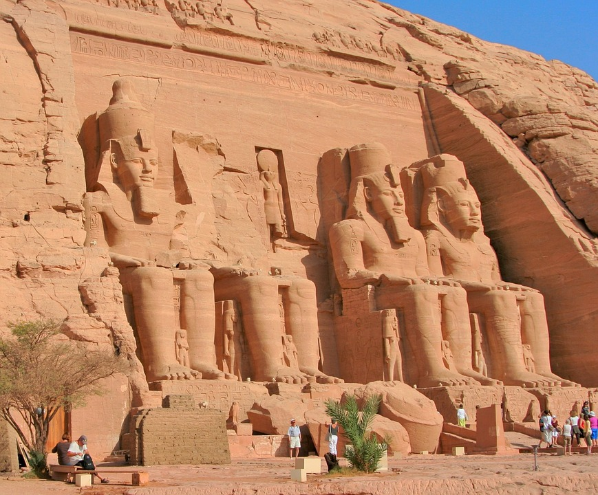 Day 04: visit Abu Simbel & Transfer to Cairo airport for final departure