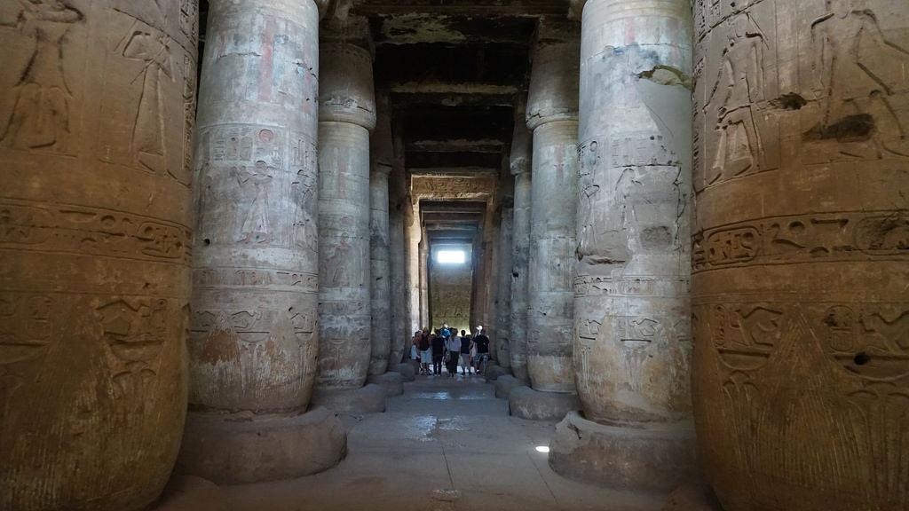 Day 09: Tour to Dandara& Abydos