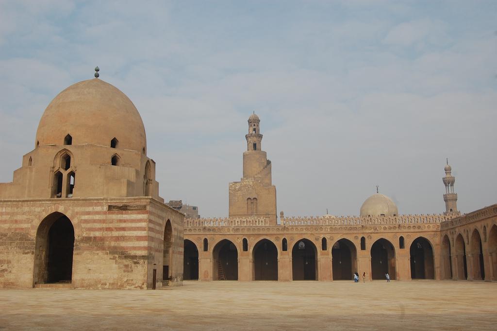 Ibn-Tulun Mosque