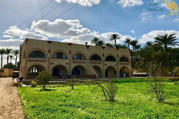 Ain Silian Tourist Gardens