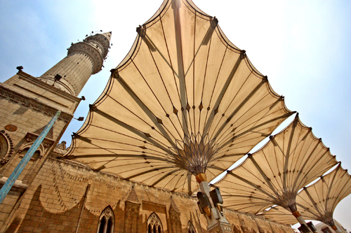 Day 04: Azhar and Islamic Sites