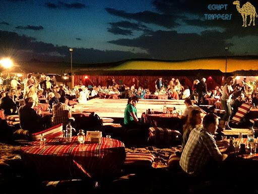 Bedouin night