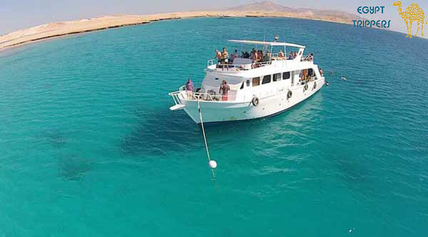 Boat trips to the islands