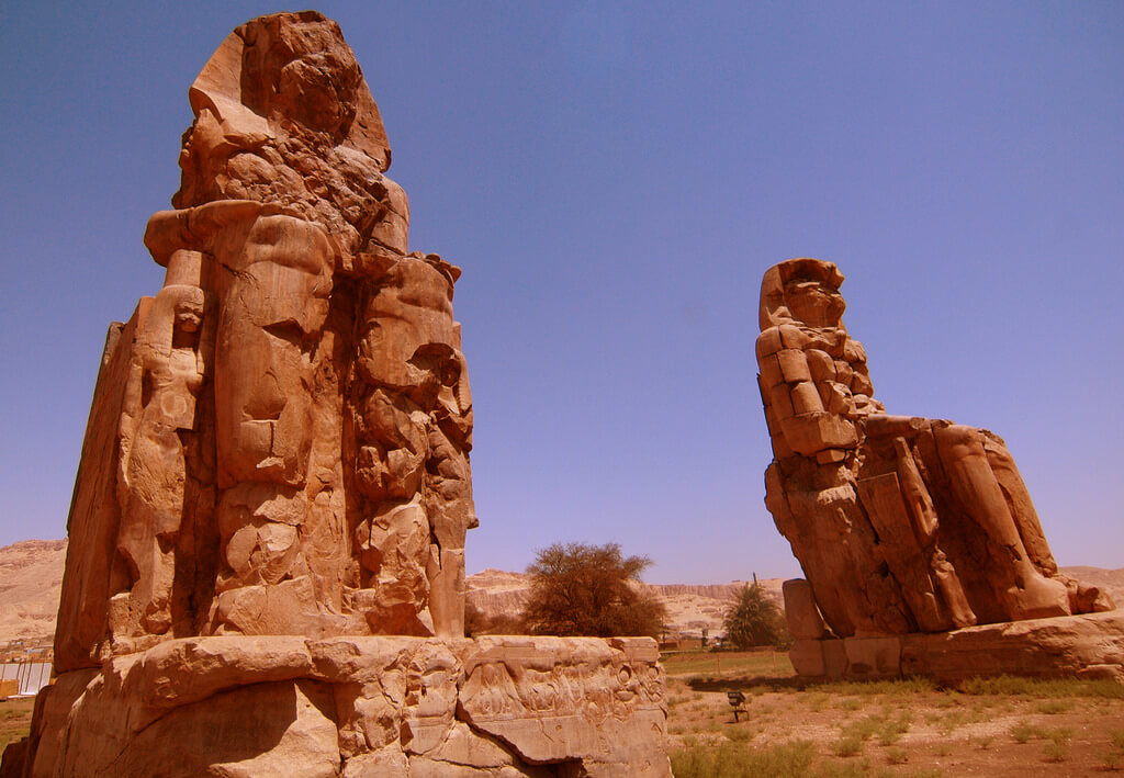 Day 04: Luxor Sightseeing Tour