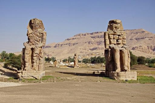 Day 05: Luxor West Bank Tour & Sail to Esna