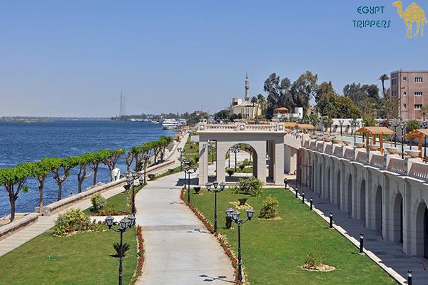 Corniche Luxor