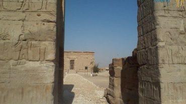 Deir el-Shelwit temple