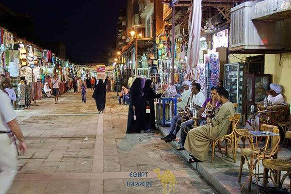 Downtown Aswan