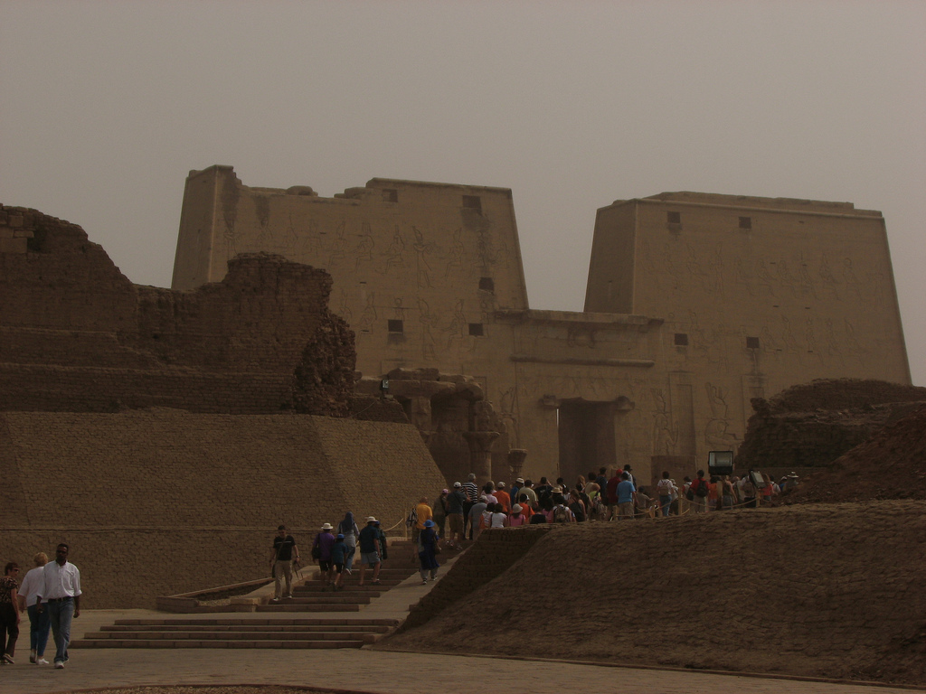 Day 07: Cruise to Esna via Kom Ombo with Kom Ombo Excursion