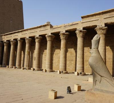 Day 04: Edfu temple & Overnight in Luxor