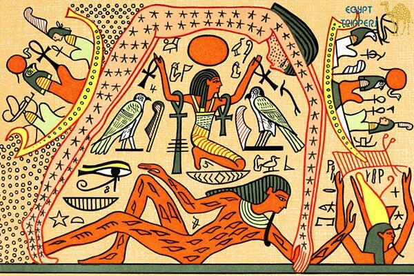 Egyptian creation story