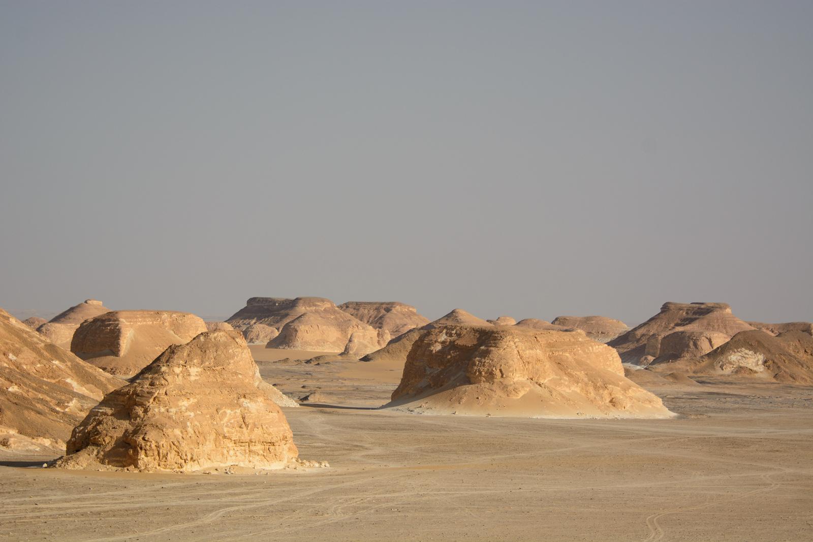 Day 05: Farafra & Dakhla Oasis