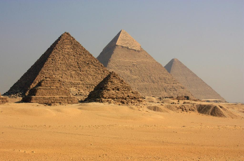 Day 02: Giza Pyramids & Egyptian Museum