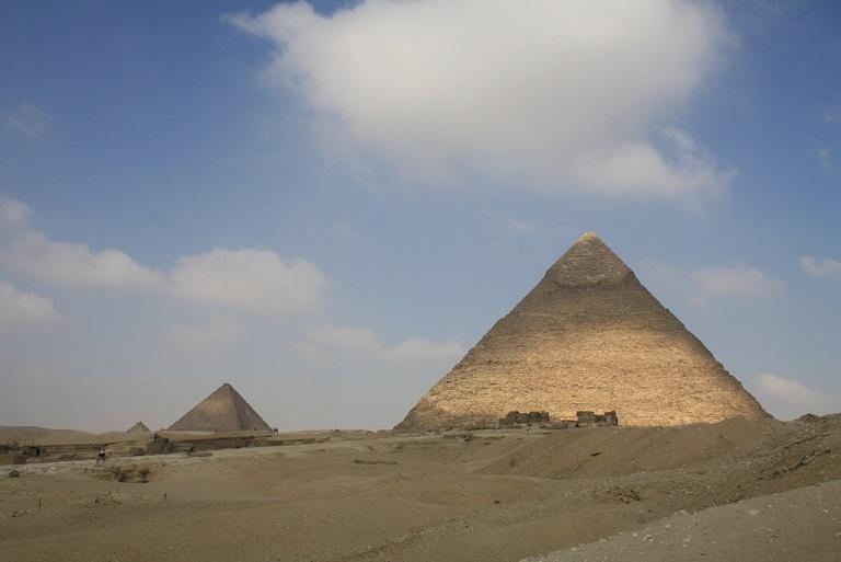 Day 02 Egypt Pyramids Tour