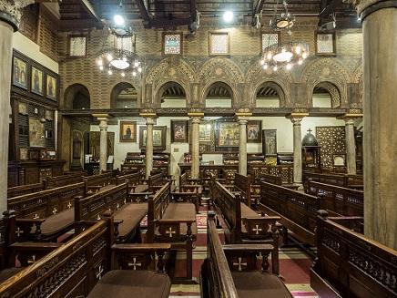 Day 05Islamic & Coptic Cairo Tour