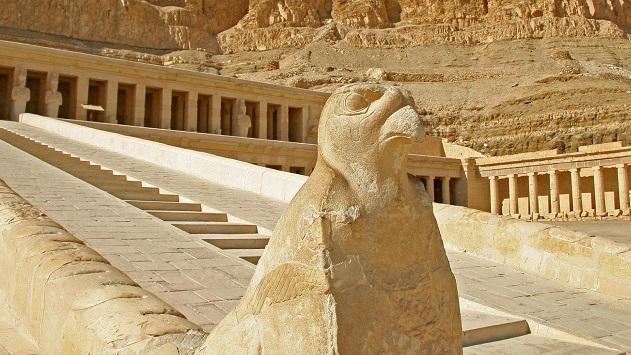 Day 02: Luxor and Edfu Tour