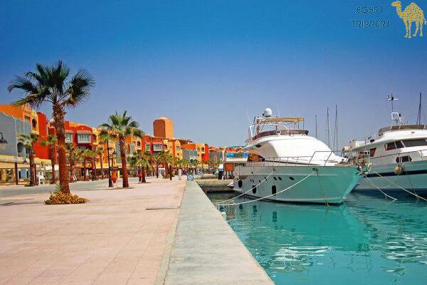 How to Get Around Hurghada