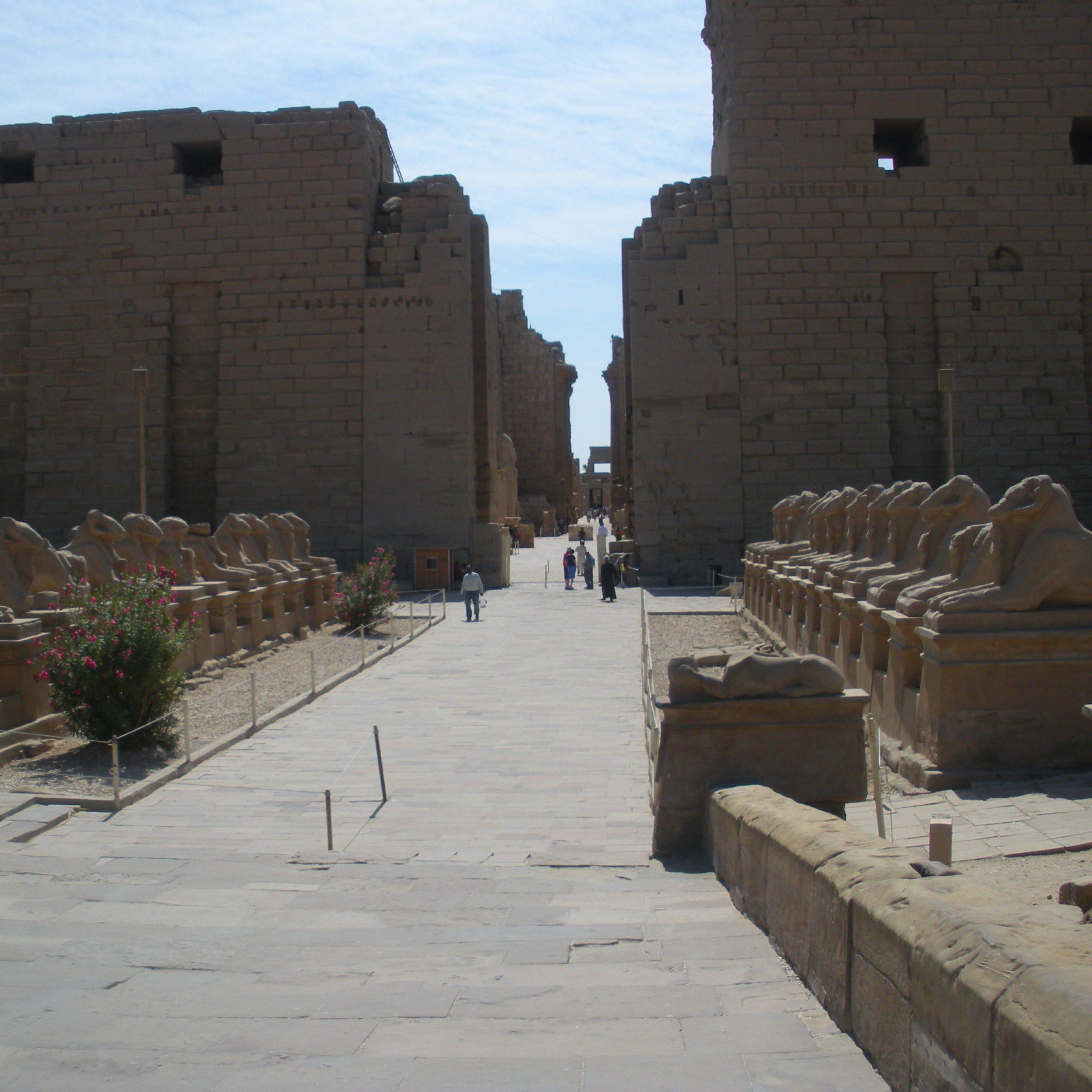 Karnak & Luxor Temples