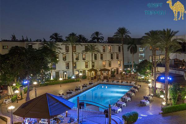 Le Passage Cairo Hotel and Casino