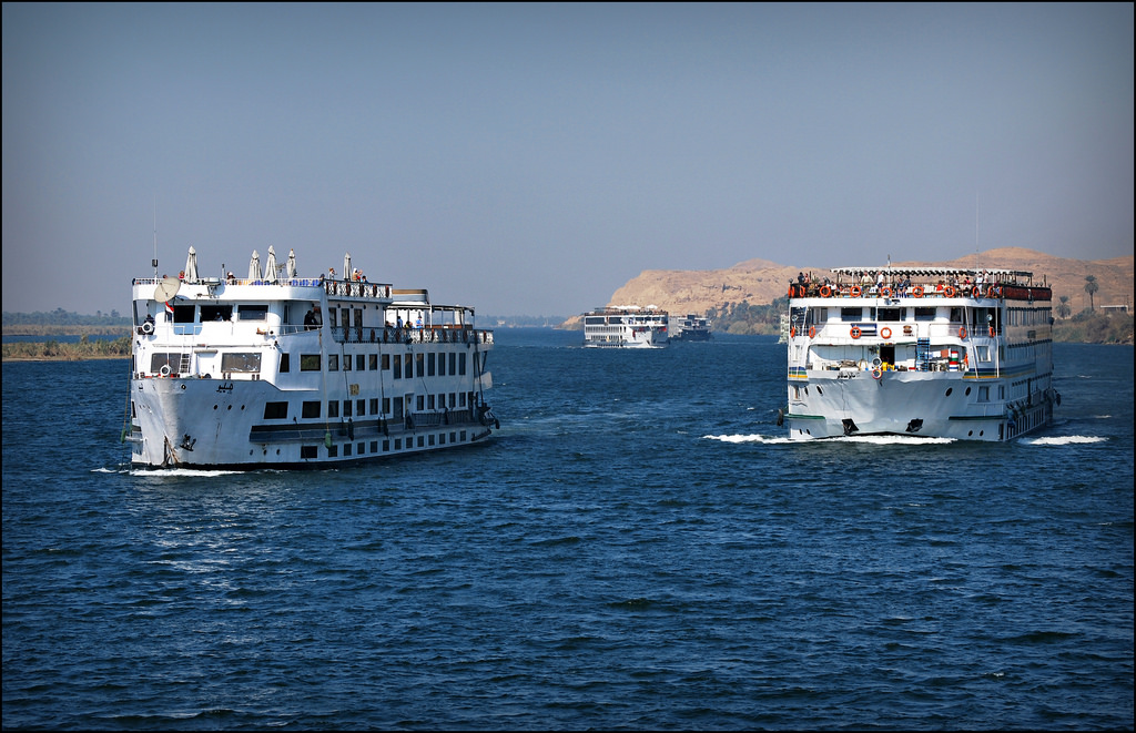 Day 03: Flight to Luxor and Nile Cruise Embarkation