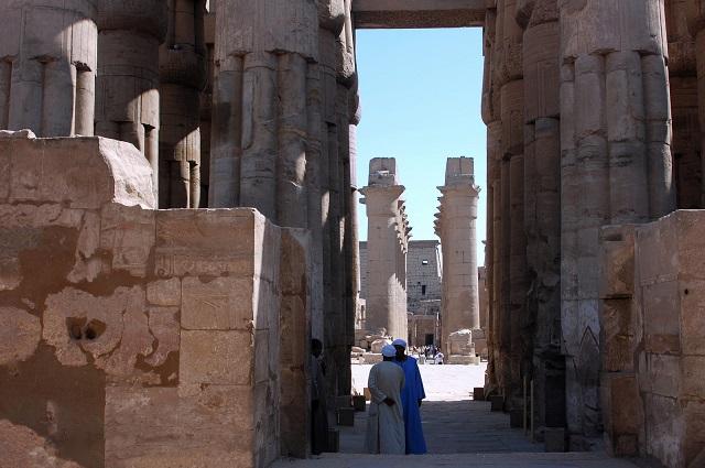 Day 07: Luxor