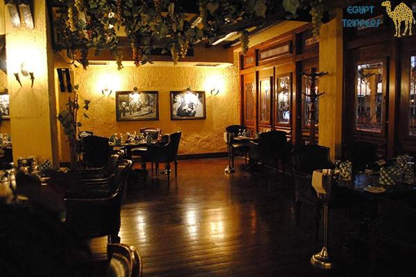 Mafia Restaurant