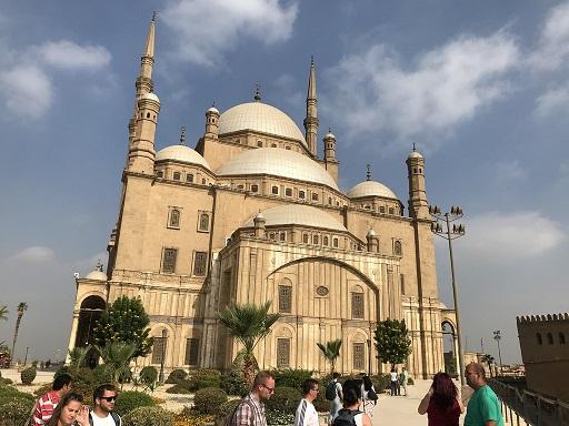 Day 03: Egyptian Museum - Citadel & Flight to Luxor