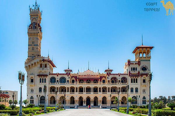 Montaza Palace Gardens
