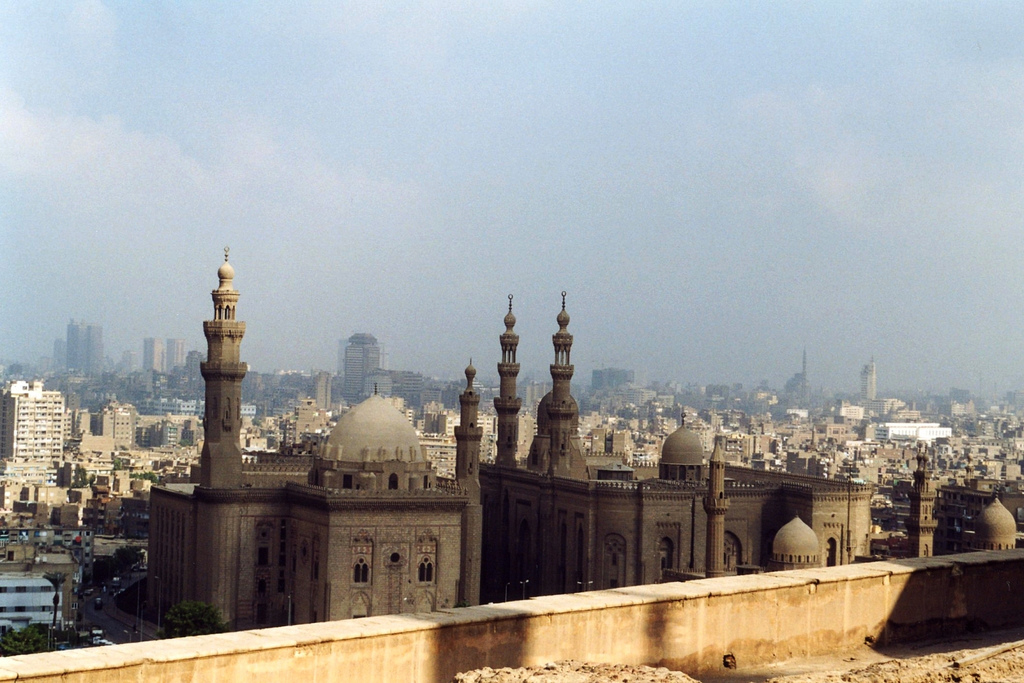 Day 08: Islamic and Coptic Cairo