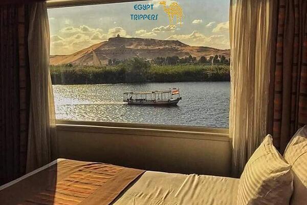 Night Sailing Nile cruise