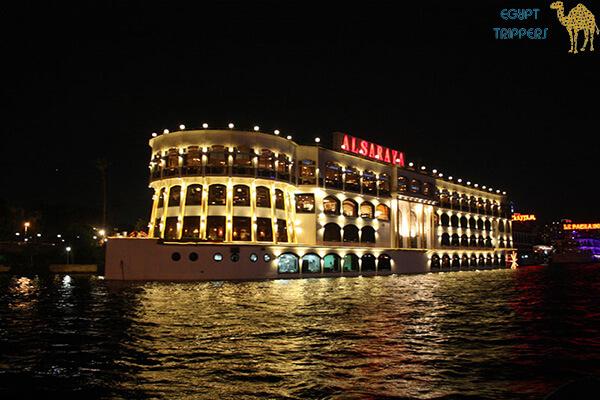 Nile cruises in Christmas