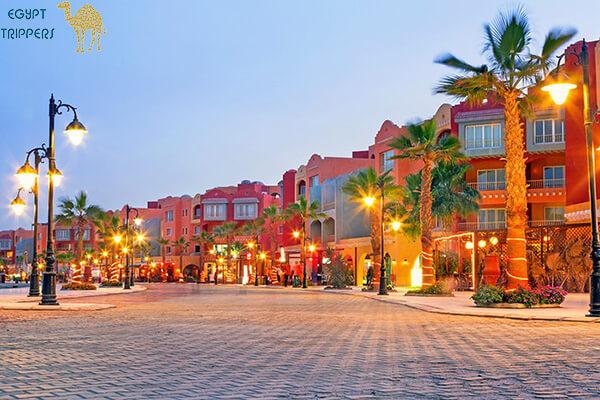 Popular Neighborhoods in Hurghada