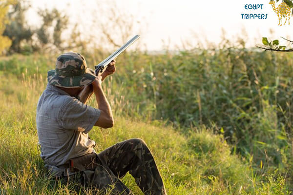 Practice hunting hobby