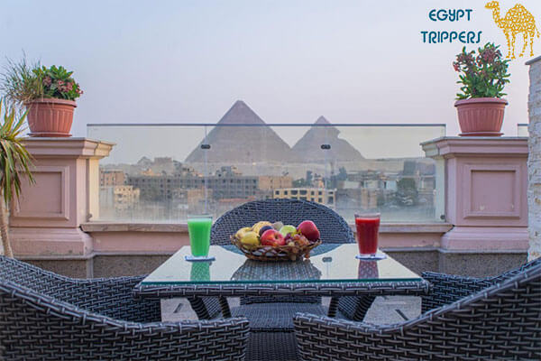 Pyramids Eyes Hotel