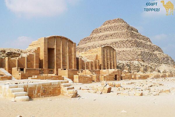 Saqqara and Dahshur