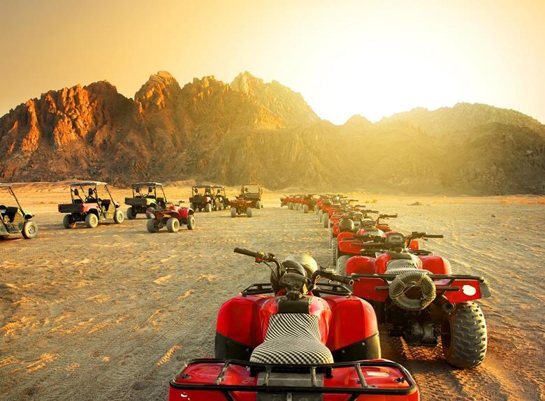 Day 10: Free Day & Overnight Sharm El Sheikh