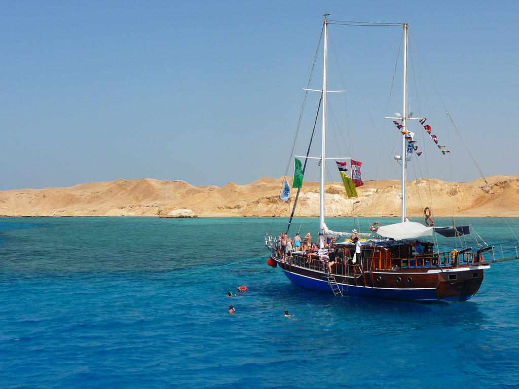 Day 08: Free Day & Overnight Sharm El Sheikh