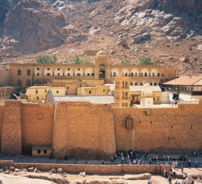 Day 02: Cathrine monastery