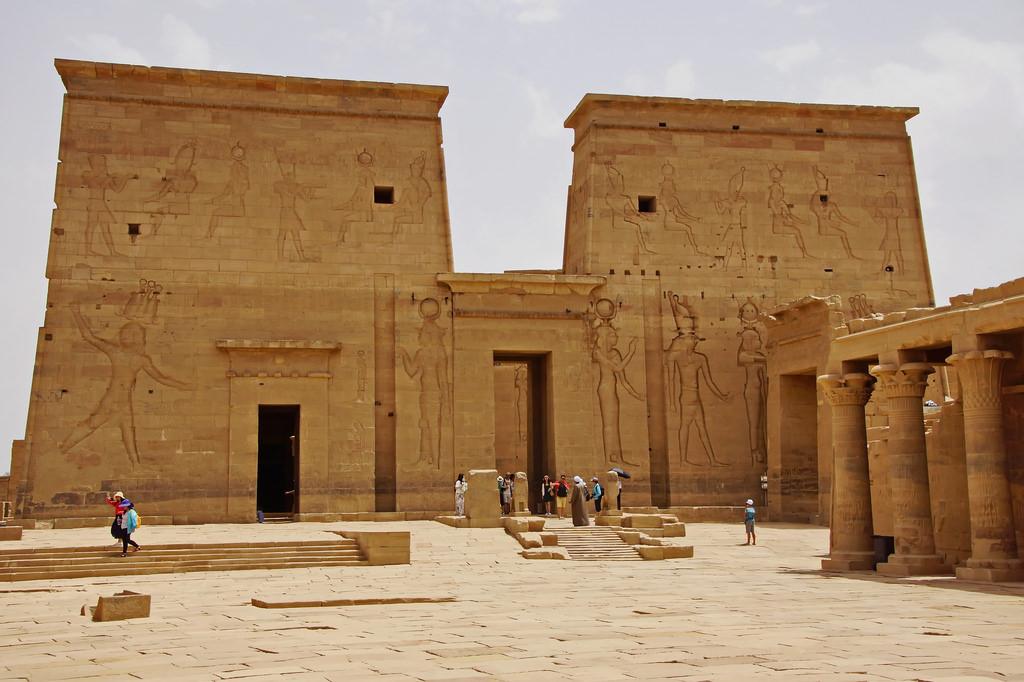 Day 03: Aswan, Kom Ombo tours & Overnight in cruise