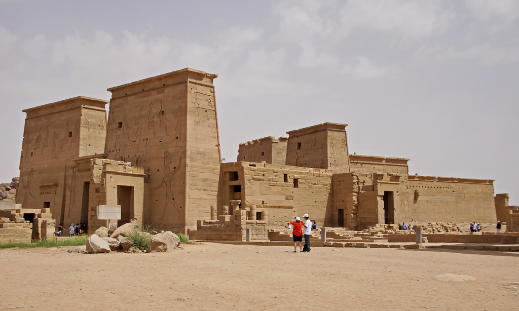 Day 05: Aswan tour to High Dam, the Philae temple & Overnight in Aswan
