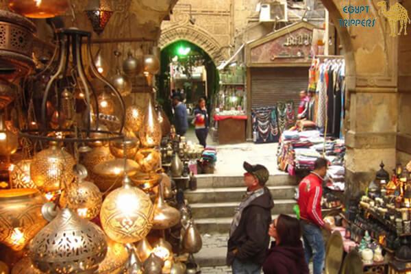 The Maze of Khan el-Khalili