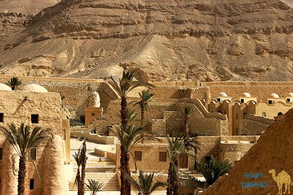 The Monastery of Anba Antonis