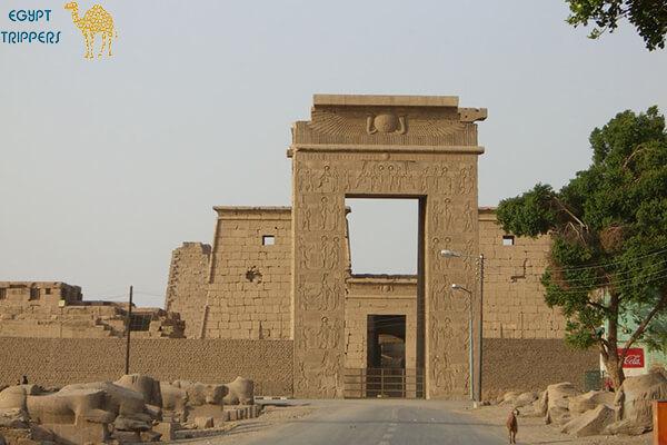 The Temple of Khonsu