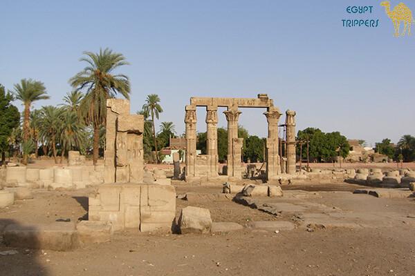 The Temple of Montu