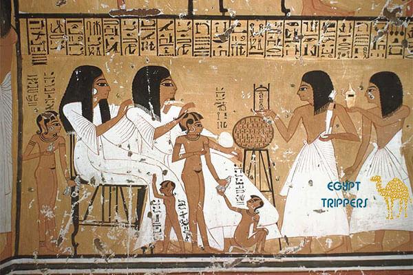 The Tomb of Inherkhau