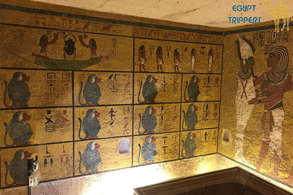 The Tomb of King Tut