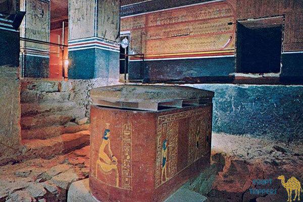 The Tomb of Amenhotob II